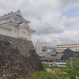 甲府城と武田神社に行ってきました