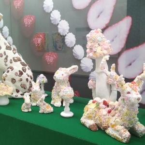お菓子の美術館 動物たち