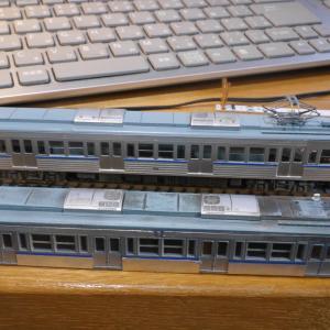 秩父鉄道5000系を製作する。3