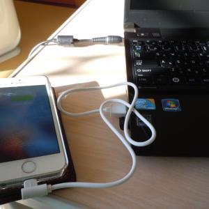 iPhoneテクニック:iPhoneに保存している写真を一括で削除する!−iPhone,ダイソー,MS WINDOWS