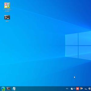 超軽量Linux:WindowsにそっくりなWindowsfx(Linuxfx10.7 Cinamon)をUSBメモリーにインストールして驚いた!令和3年1月-Windows,linuxfx