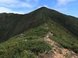 故郷の山アポイ岳