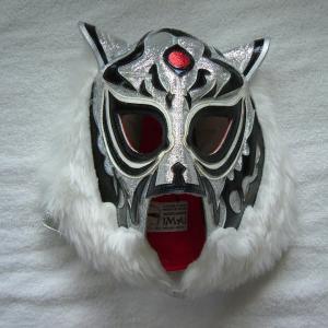 【非売品】イマイ製三代目タイガーマスク 本人着用 直筆サイン入