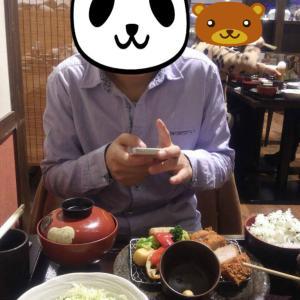 名古屋 栄オアシス21のおすすめとんかつ定食!!