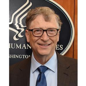 ビル・ゲイツ氏、民主候補の税制に「資産いくら残るか」