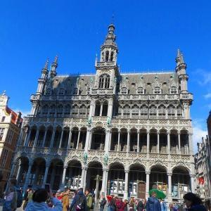 Maison du Roi「王の家」 市立博物館 ベルギー【世界遺産】ブリュッセルのグラン・プラス