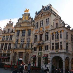 セルクラースの像 Everard t'Serclaes 星の家 ブリュッセルを訪れる人々に幸福をもたらす言い伝え・・・とは?
