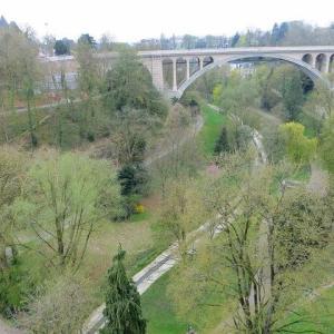 ルクセンブルクのシンボル? アドルフ橋 Adolphe Bridge 大公アドルフ・・・とは?