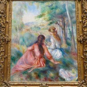 印象派展に不参加 1878年のサロンに参加・入選 オーギュスト・ルノワール なぜ、サロンを優先したのか?