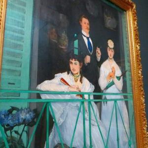 Manet エドゥアール・マネ・・・とは? 第1回 印象派の先駆者 草上の昼食 オランピア マネを囲む人々 ドラクロワ礼賛 バティニヨールのアトリエ 菫の花束をつけたベルト・モリゾ モナ・リザ