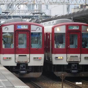 2017年1月2日 今日の一枚【近鉄南大阪線】
