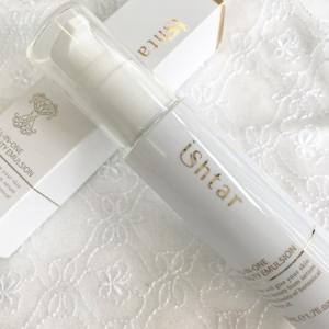 ラメラテクノロジーの保湿力!ラップ効果で美容成分が角質層まで浸透する化粧品「イシュタール」
