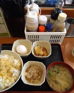 Sガストの朝定食がリニューアル!