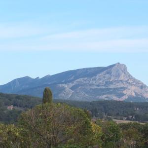 サント・ビクトワール山の30年前の出来事
