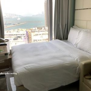 香港3★香港国際空港からバスでホテルへ