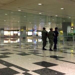 シンガポール旅行<②チャンギ国際空港編>
