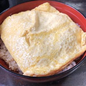 【市役所前】特大の卵焼き×鰻☆名物「きんし丼」をいただきました。(京極かねよ)