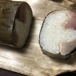 【祇園四条】老舗名店の鯖寿司をお土産に★(いづう)