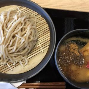 【福井市】北陸地方に展開するつけ麺屋さんにて★「つけ麺並盛」(つけ麺 是・空 福井本店)
