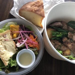【福井市】フレンチ惣菜のお店にて「ランチBOX」をテイクアウト★(Kuma Deli キッチン)