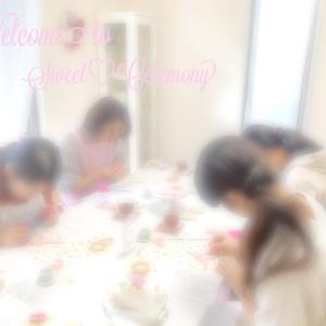 女子会の様な華やかレッスン♡アイシング1dayレッスン「パリのお茶会」レポ