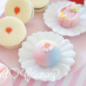 ふんわり優しい♡可愛い和菓子を作りたい方はぜひ♡