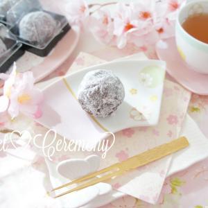 和菓子スキルアップ♡もっちり食感がたまらないチョコまん