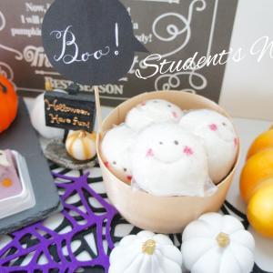 一足お先にハロウィンを楽しむ♡秋の和菓子1dayレッスンレポ