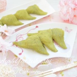 もっと手軽に和菓子作りを楽しみたい♡もちもち八つ橋