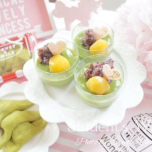 こんなに簡単に楽しく作れるなんて感激です♡和菓子3dayレッスン③レポ