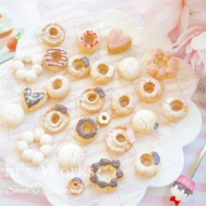 「可愛い♡」「美味しい!」が止まらない♡米粉ドーナツクッキーレッスン