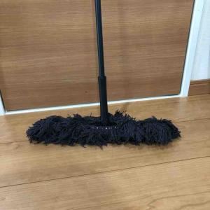 【ダスキンが来る日のルーティーン】ダスキンモップ交換の日は、家中をざっと掃除する日