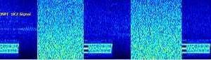 USNAP-1 Signal Image/Satellite