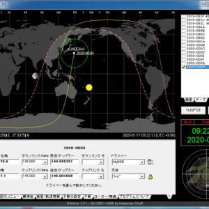 401Mhz帯/Satellite