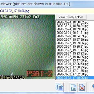 PSAT-2 SSTV/Satellite