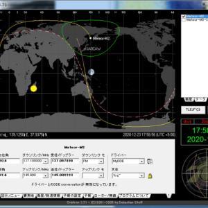 今日の結果/Satellite