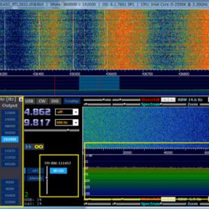 BobCat-1 デコードの為の設定 ③/Satellite