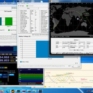 BobCat-1 デコードの為の設定 ④/Satellite