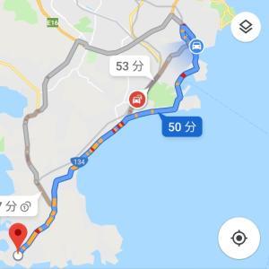 先日の続きで三浦半島と武蔵守