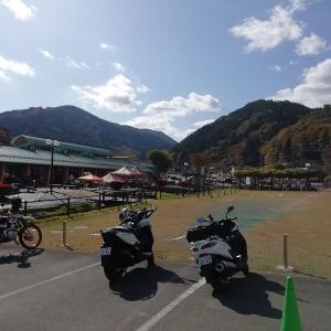 先週末ツーリング 日曜日はどうしから丹沢湖へ