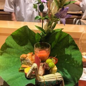 日本料理店!銀座しのはら。滋賀から銀座へ移り瞬く間に予約困難店に。季節感溢れる美しいお料理!