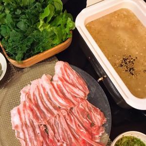 人気ベトナミーズ!西麻布kitchenキッチンからベトナムしゃぶしゃぶセットお取り寄せ!
