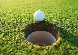 ゴルフボールの塗装