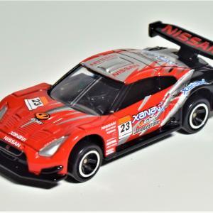 【トミカ紹介】日産自動車特注トミカ XANAVI NISMO GT-R(2008)