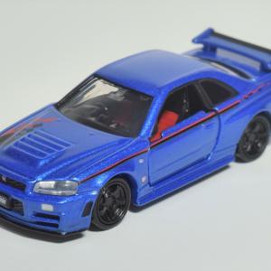 【トミカ紹介】トミカプレミアム大全 付録 NISMO R34 GT-R Z-tune