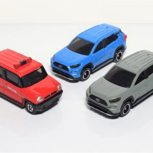 トミカ 2020年8月の新車 No.81 トヨタ RAV4 レビュー