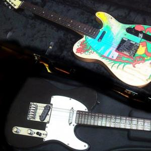 ギターが上手い人に憧れるんだよね