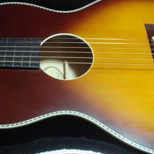 夏休みとギター弾き
