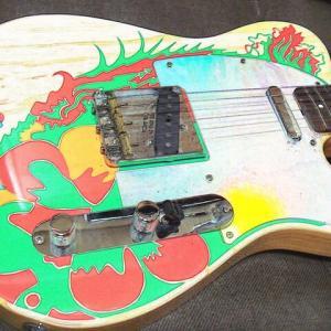 ギター弾きと買い物