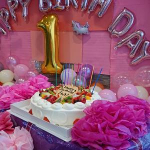 Birthday party ②❗